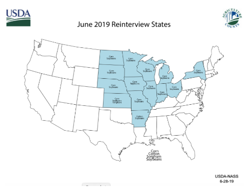 The Andersons Weekly Wrap Up July 5, 2019 USDA