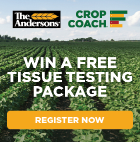 The Andersons Crop Coach: Defeat Nutrient Deficiencies