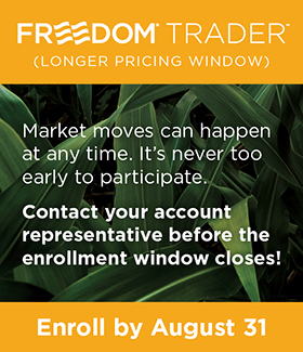 The Andersons Freedom Trader August 2017 Enrollment