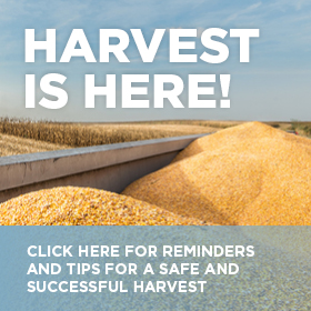 The Andersons Harvest Reminders & Tips