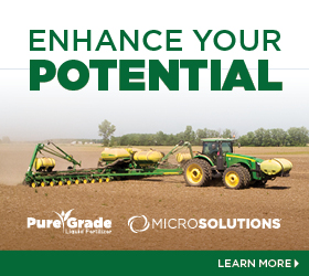 The Andersons Plant Nutrient Include a Starter Additive PureGrade MicroSolutions