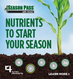 The Andersons All-In-One Starter Solution: Provide essential nutrients at planting