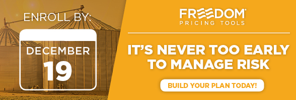 The Andersons Freedom Pricing Tools Minimize Risk | Maximize Value