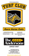 Turf Club Race Horse Oats